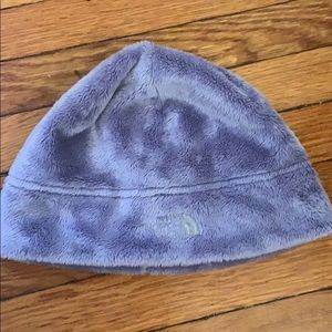 The North Face fleece hat